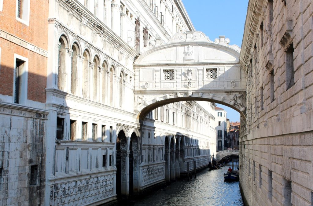 The Real Reason the Bridge of Sighs in Venice Got Its Name