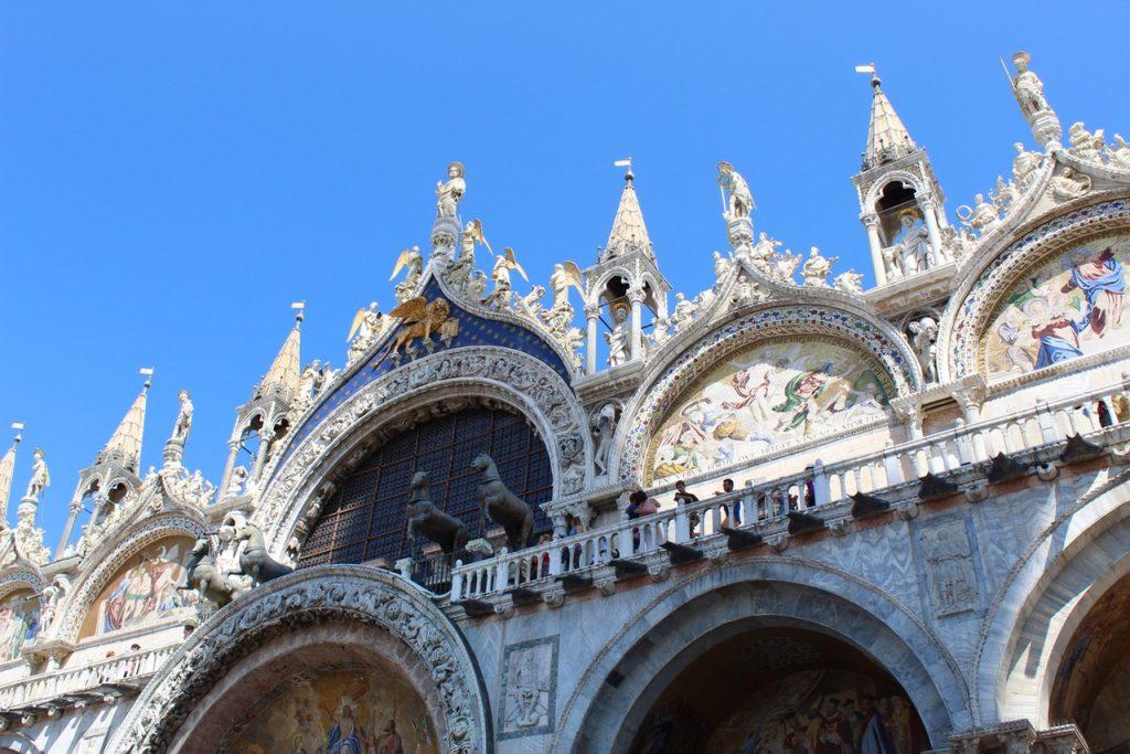 Basilica di San Marco in Venice - Passports and Spice
