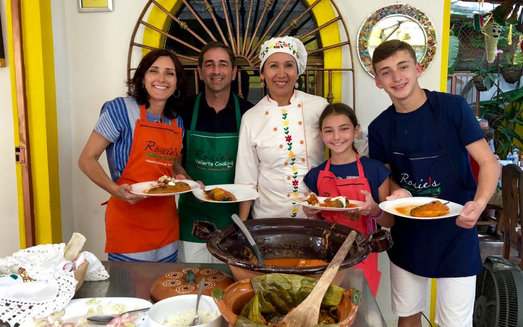 Our Family Cooking Class in Puerto Vallarta