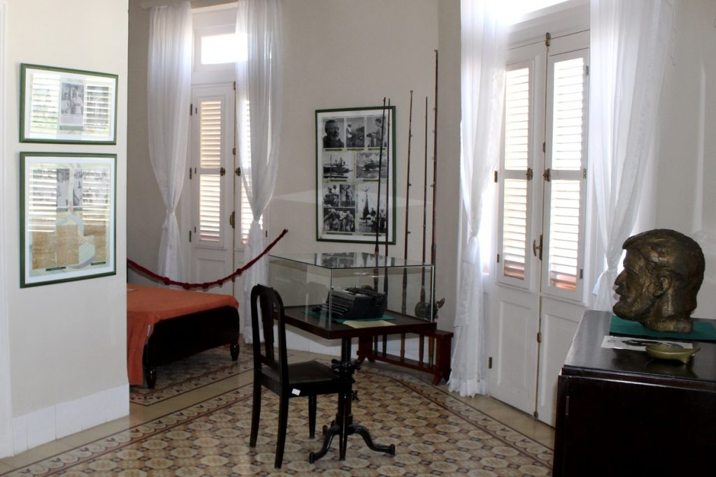 Room 511 at Hotel Ambos Mundos, first home of Ernest Hemingway in Cuba - Passports and Spice
