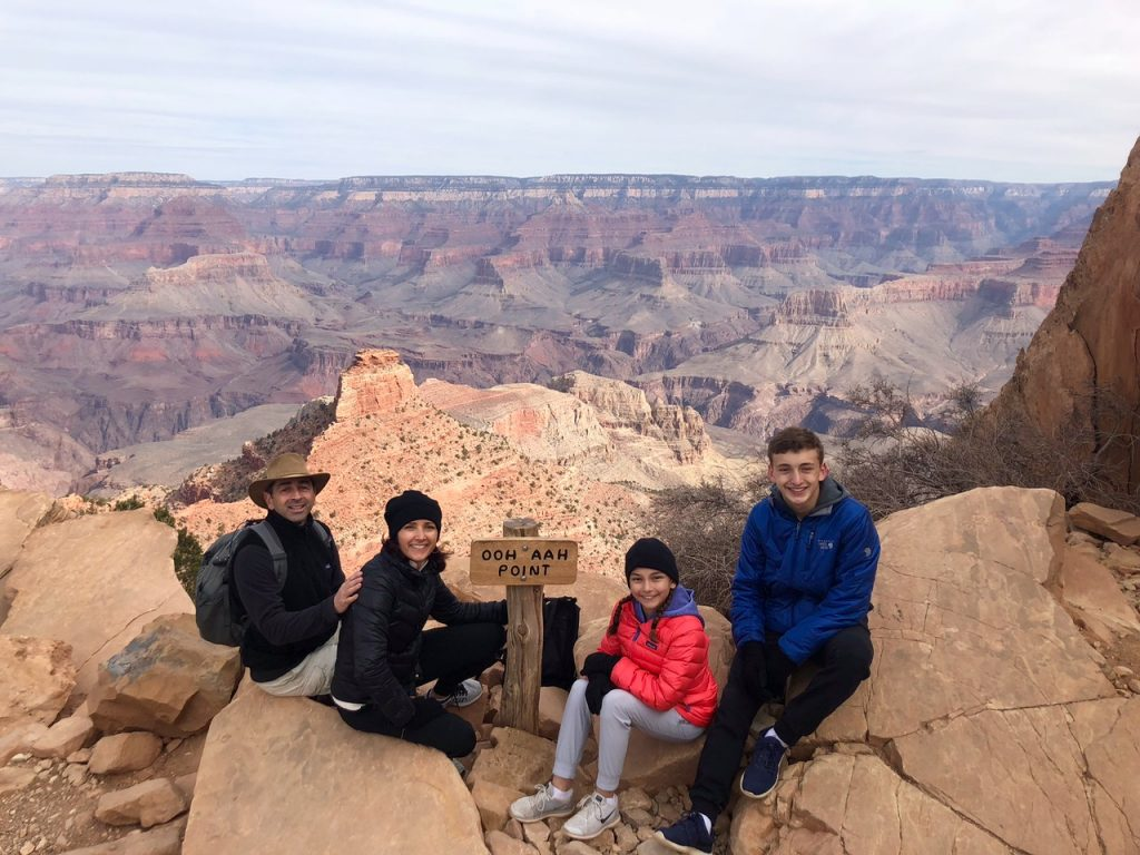 Kaibab Trail at the Grand Canyon - Passports and Spice