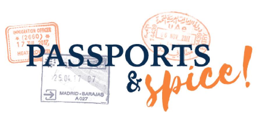 Passports & Spice