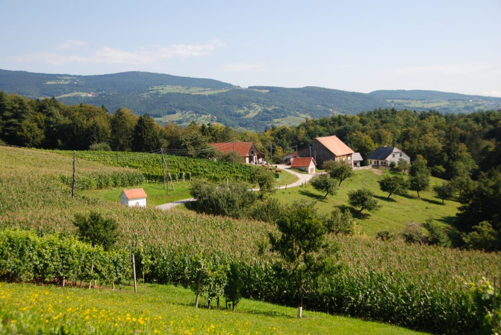 The Slovene Countryside - Passports and Spice