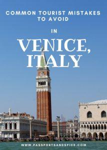 Piazza di San Marco in Venice - Passports and Spice