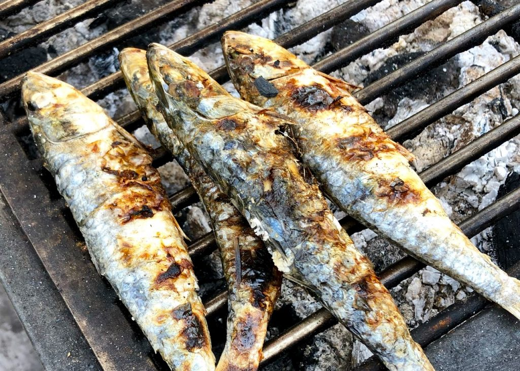 Sardines are the star of the Sardine Festival in Lisbon - Passports and Spice