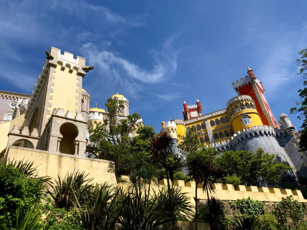 Magical Sintra is a great day trip from Lisbon - Passports and Spice