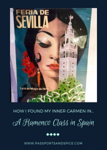 How I Found my Inner Carmen in a Flamenco Class in Spain - Passports and Spice