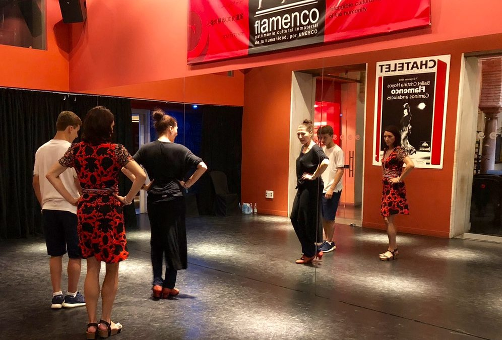 Flamenco Class in Spain: How I Found My Inner Carmen