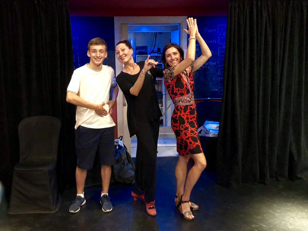 Our flamenco class in Spain - Passports and Spice
